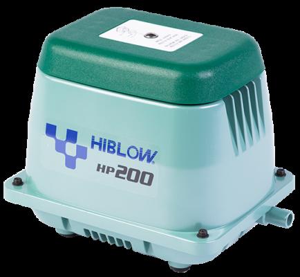 компрессор hiblow